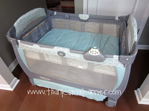 Graco Pack 'n Play bassinet