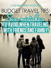 Budget Travel Tips! Only .99¢