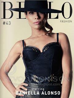Daniella Alonso Revolution - Fashion cover Bello Magazine