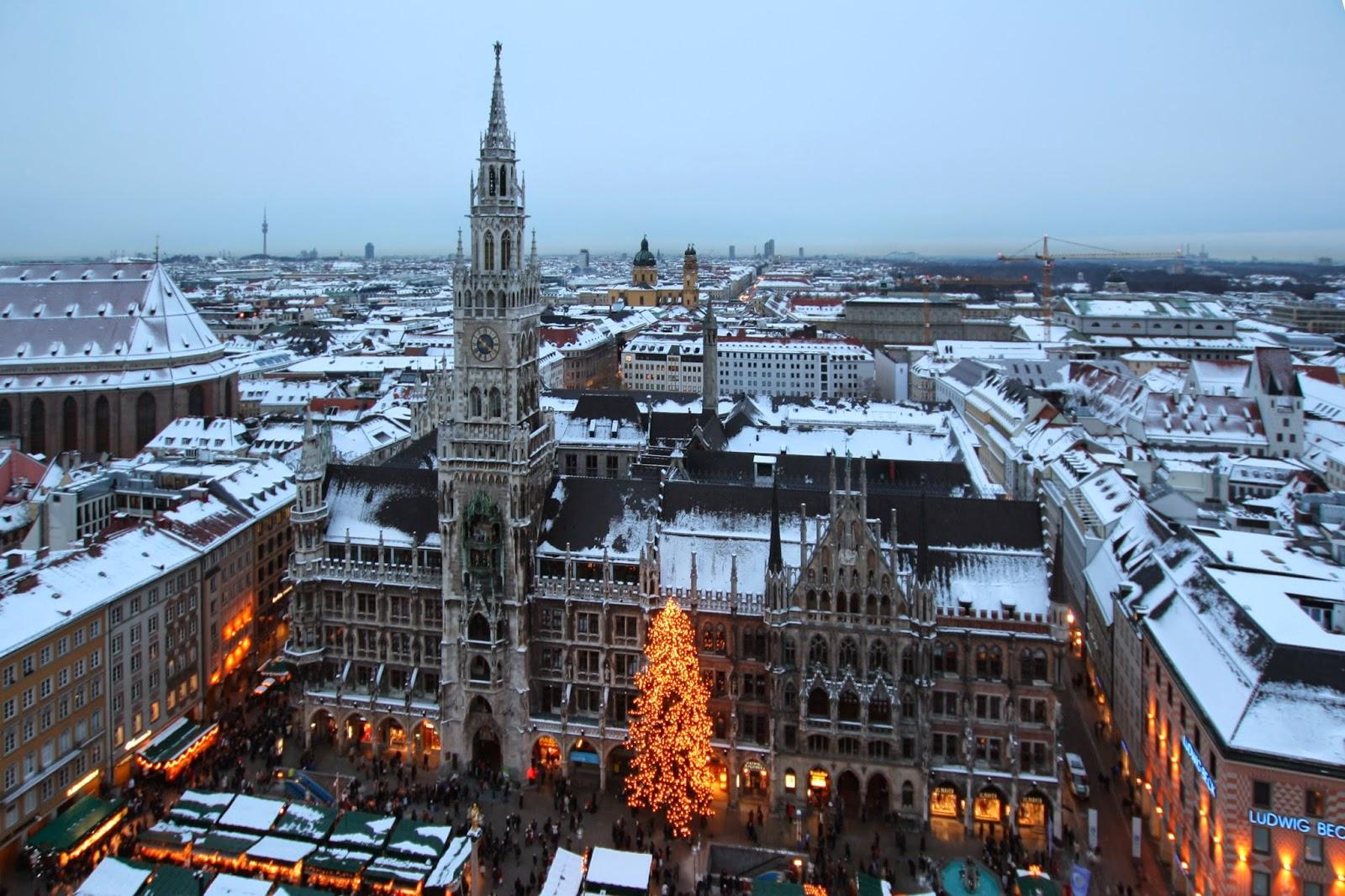 Spektakuler! Tempat-Tempat Wisata Impian di Jerman