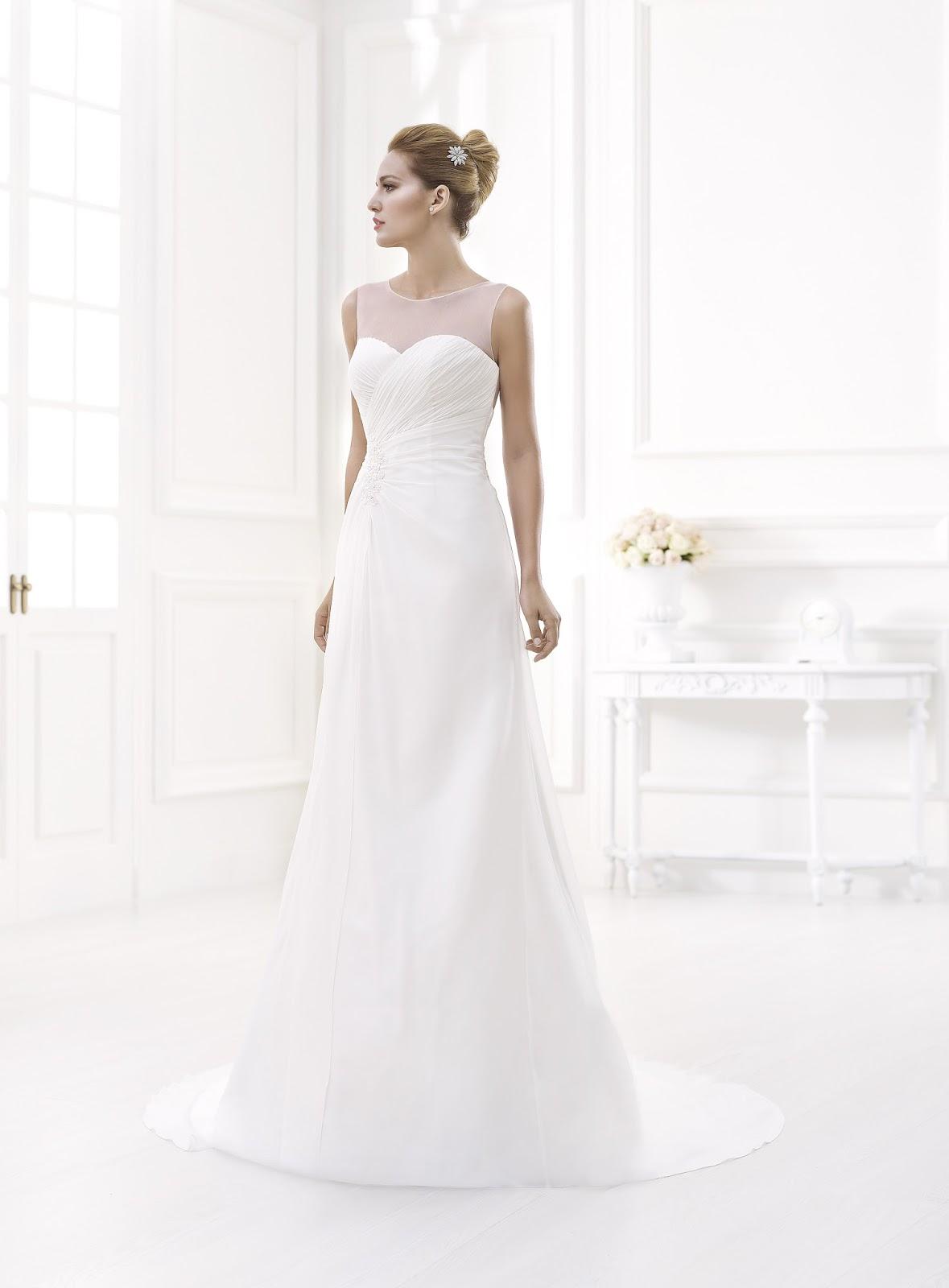 Vestidos de novia low cost espana