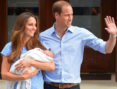royal baby boy photos
