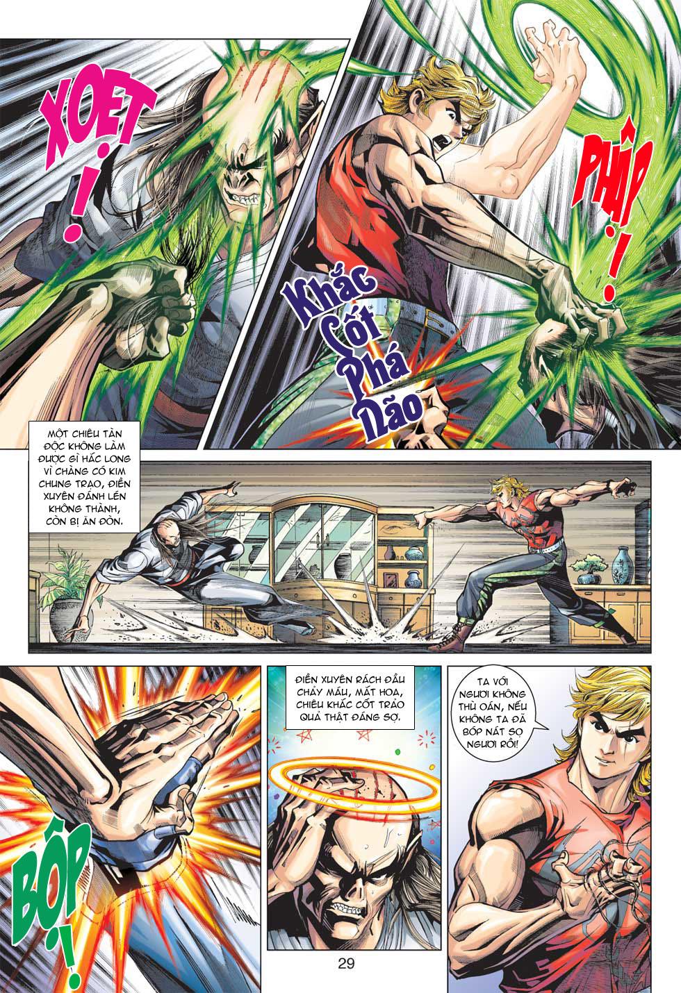 Tân Tác Long Hổ Môn trang 29