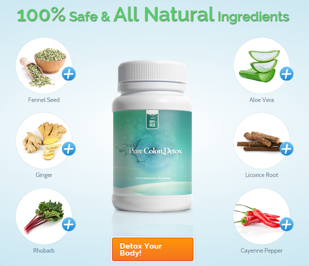 Natural Cleanse Free Trial - For Better Colon Health