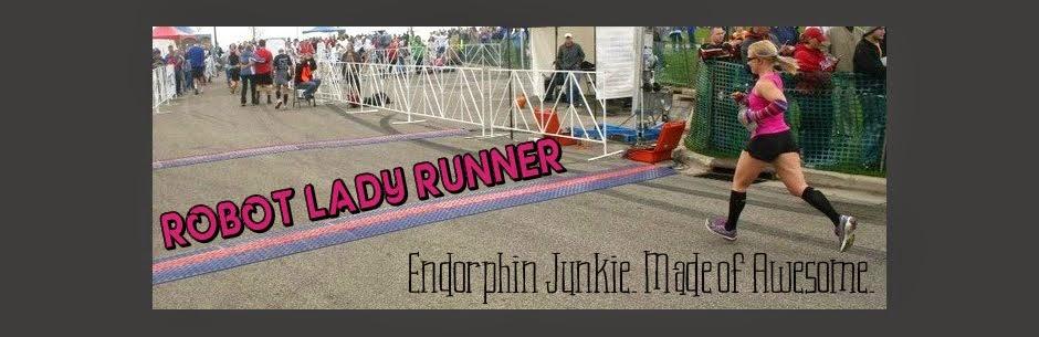 Robot Lady Runner