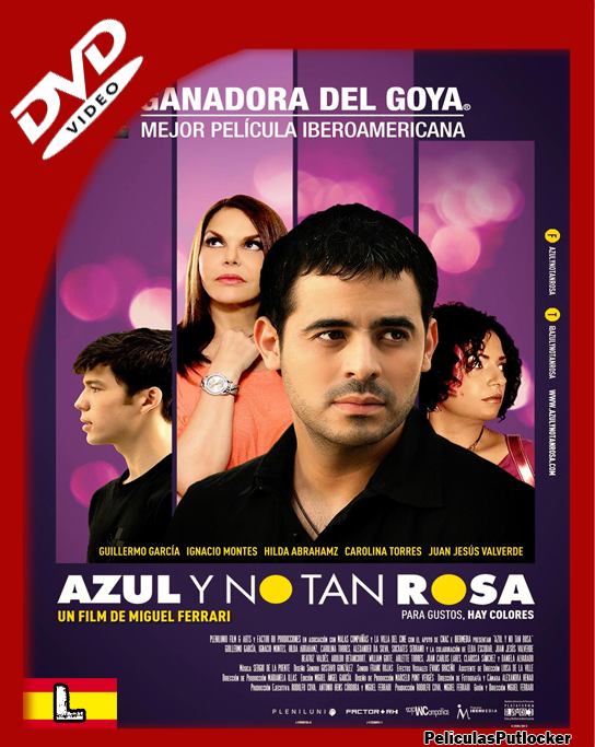 Azul Y No Tan Rosa [DVDRip][Latino][FD-4S-SD-MG]