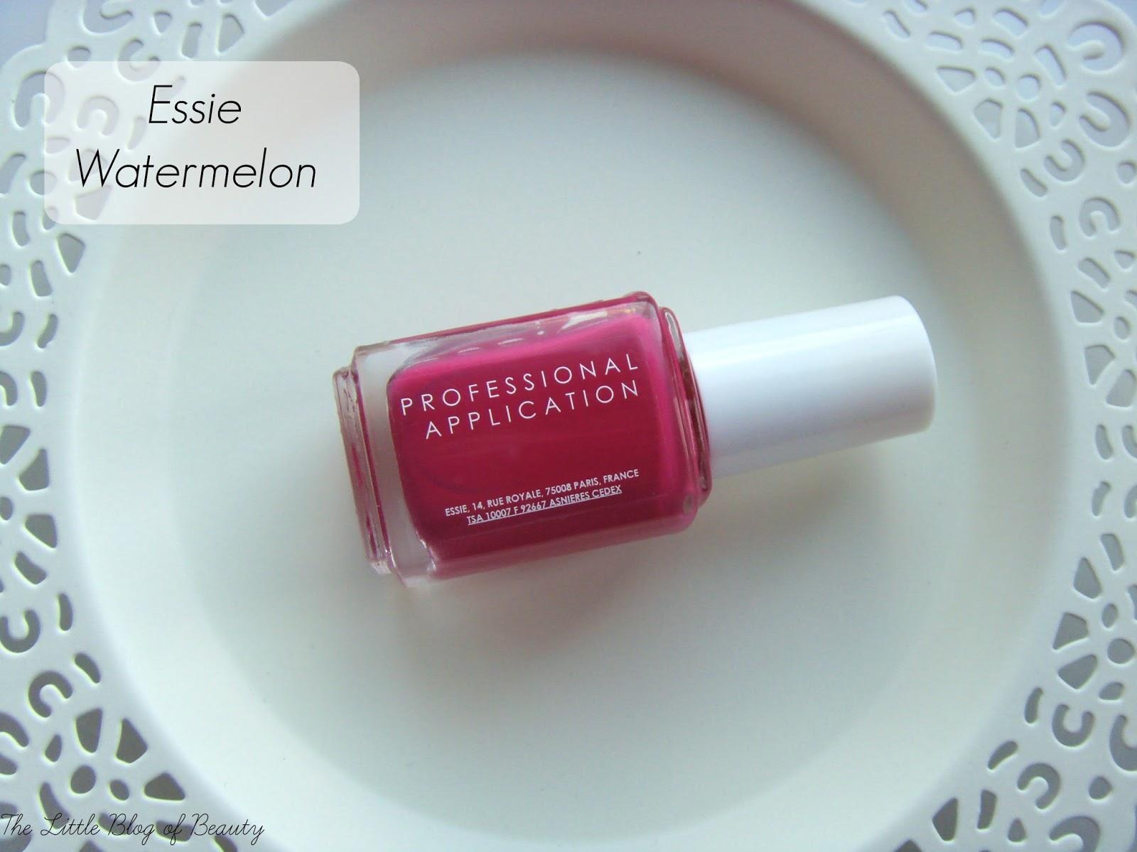 Essie Watermelon