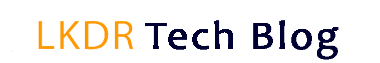 LKDR Tech Blog