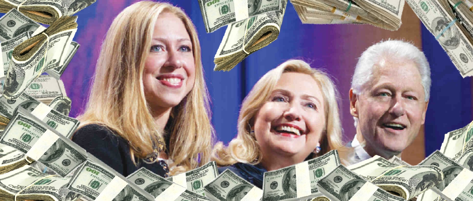 The Clinton pay to play Clan