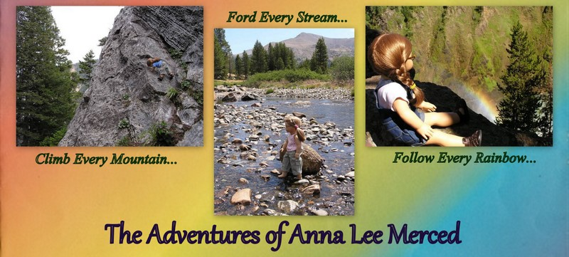 The Adventures of Anna Lee Merced
