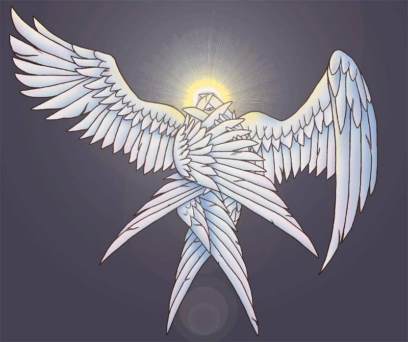 seis asas de serafim