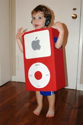 http://www.popsugar.com/moms/ECOWEEN-Cardboard-Box-iPod-Costume-2031726
