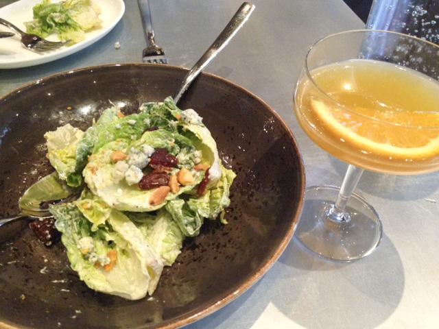 Little Gem Salad at Gypsy Kitchen in Atlanta