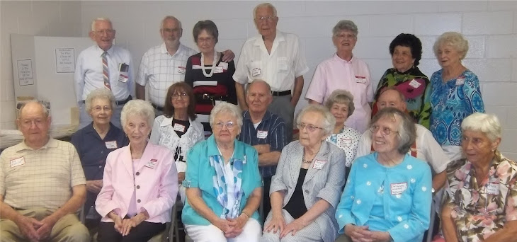 2012 Classes of 1930s-1940s