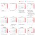 Calendario laboral 2015. Todas las Comunidades Autonomas