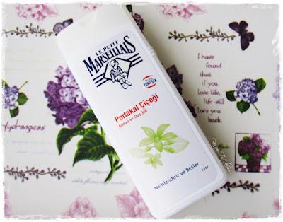 Le Petit Marseillais Duş Jeli - Portakal Çiçeği
