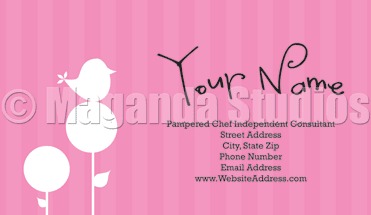 maganda studios consultant business card design. Black Bedroom Furniture Sets. Home Design Ideas