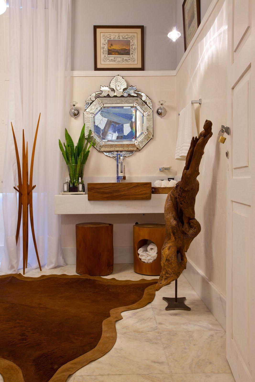banheiro feng shui: luxo fazendo também uma harmonia no banheiro  #495F08 1067x1600 Banheiro Com Feng Shui