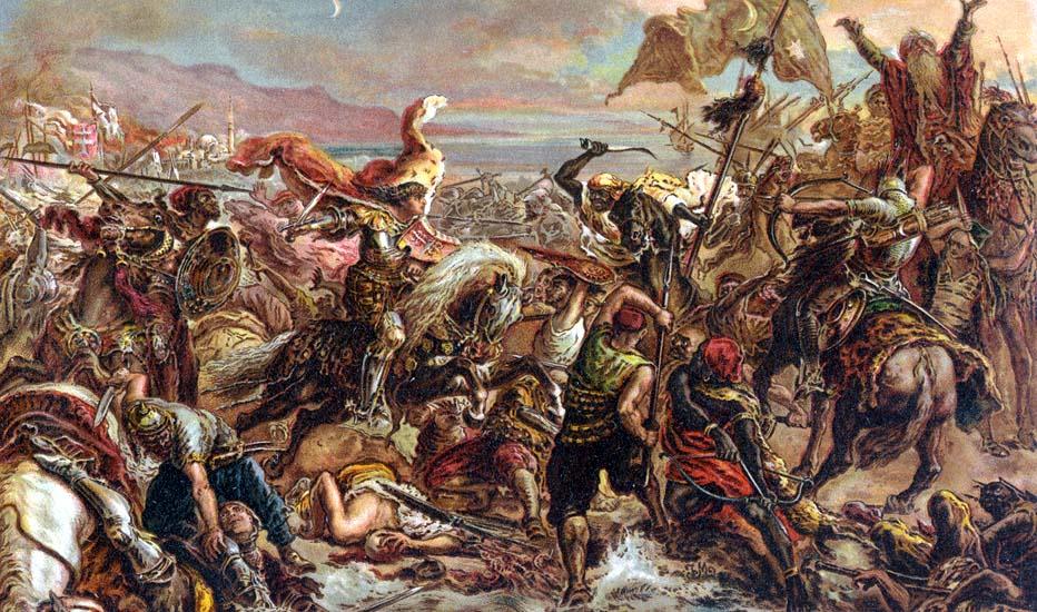 Резултат с изображение за 1448 г. - Започва Косовската битка