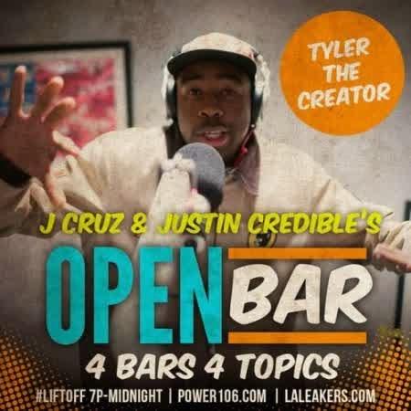 Tyler, The Creator – Open Bar (Freestyle) Lyrics