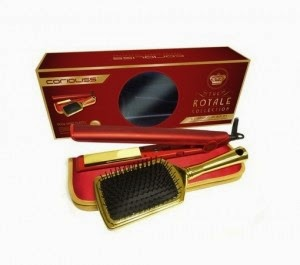 Flipkart: Buy Corioliss Gift Set C1 The Royale Hair Straightener at Rs.1499