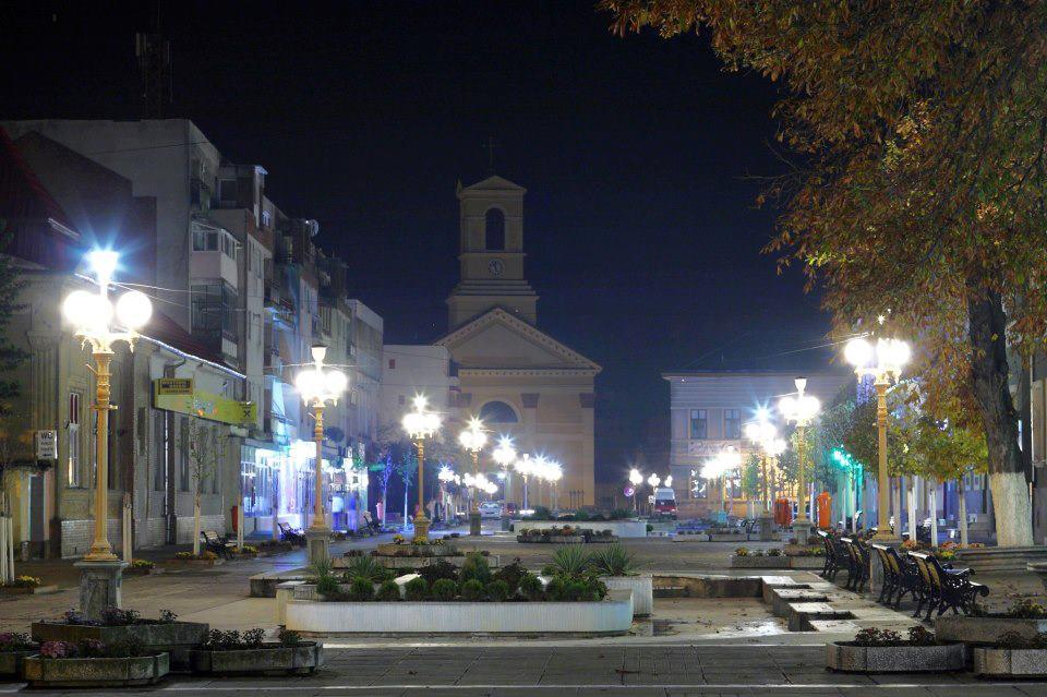 Sannicolau Mare - Noaptea