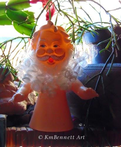 Santa doll KmbennettArt