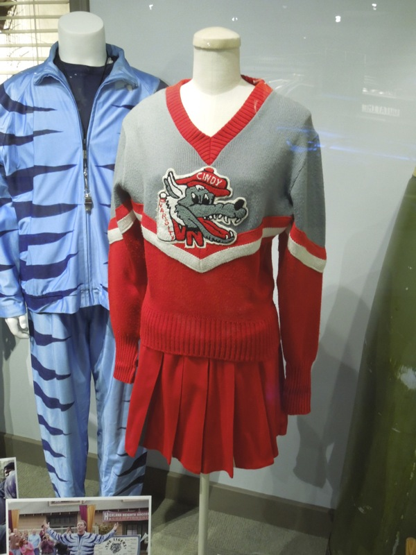 Fast Times Ridgemont High cheerleader costume