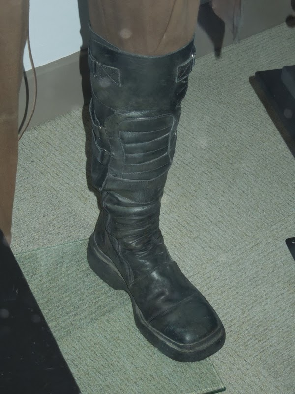 Mal Reynolds Serenity costume boot