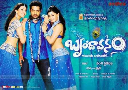 The Super Khiladi (Brindavanam) (2010) movie