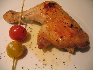 Muslos de Pollo a la Plancha