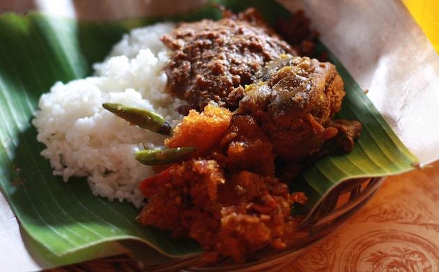 My Food My Adventure Nasi Gudeg Box Delivery Di Jakarta Untuk
