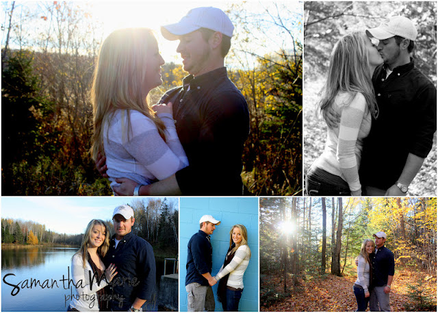 sun soaked images of cute couple