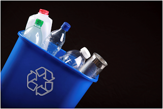 Lessons From the Middle: Recycling in the classroom