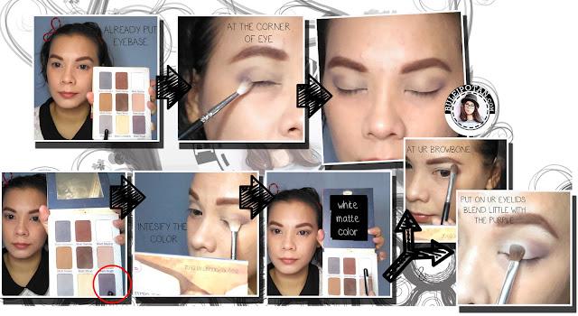 Langkah langkah Makeup Bagian Mata