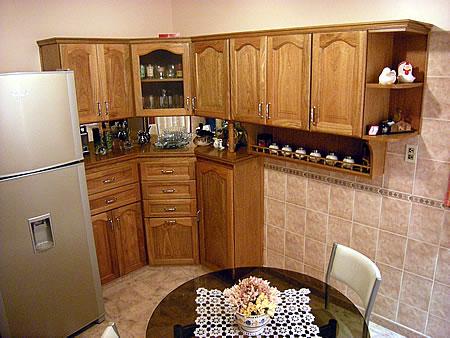 Amobla tu cocina muebles de cocina - Mueble cocina esquinero ...