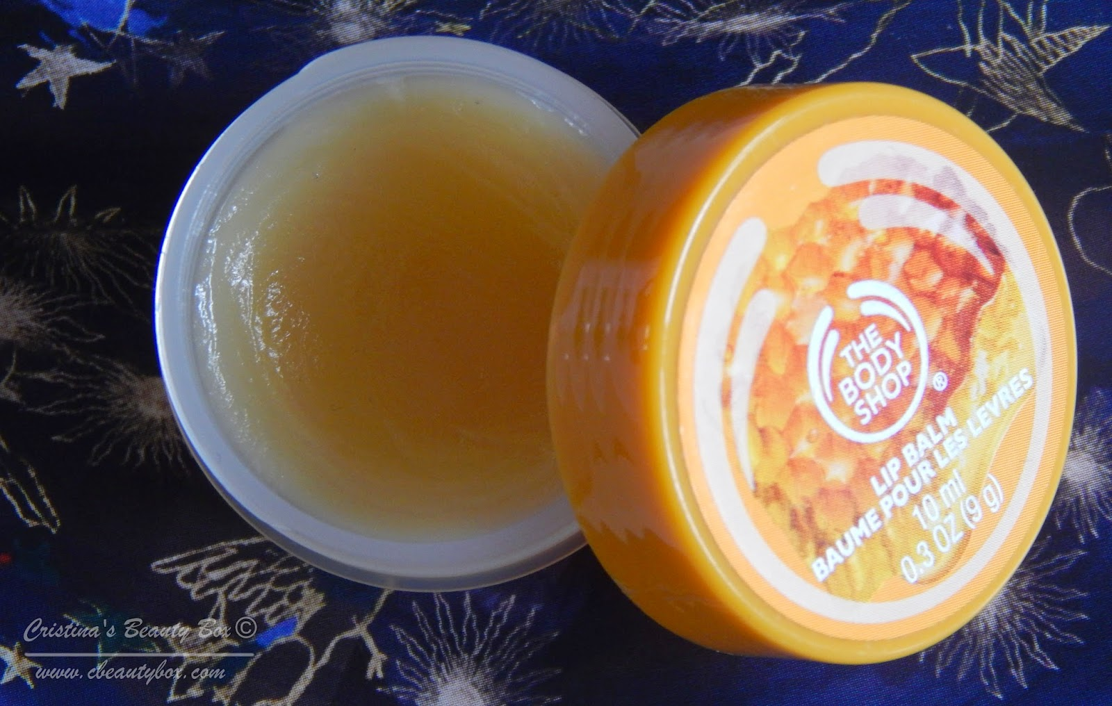 The Body Shop Honey Mania Lip Balm Review