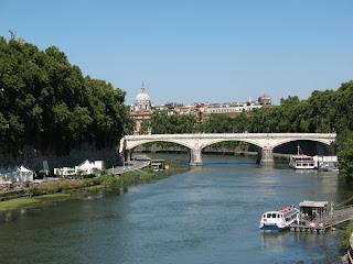 Rome (River Tiber)