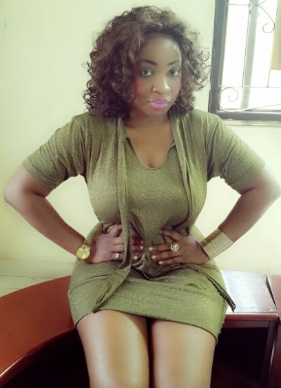 nollywood actress anita joseph flaunts sexy weight loss