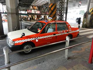 taxi japones