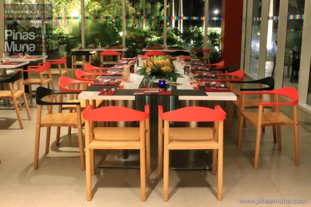 RBG - Restaurant Bar & Grill Park Inn Davao