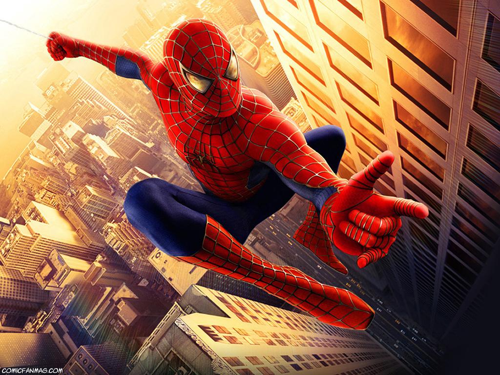 Người nhện 1