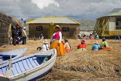 Uros people of Peru and Bolivia have distinctive genetic ancestries