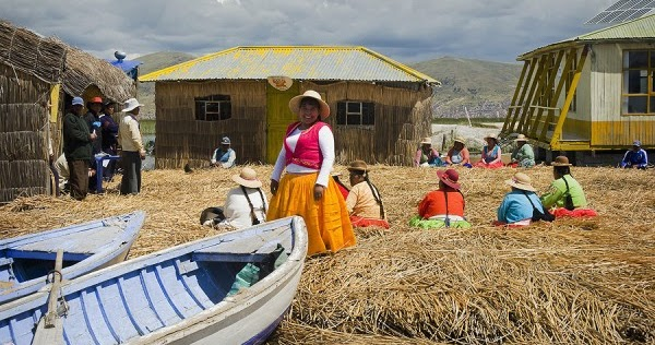 Uros people of Peru and Bolivia have distinctive genetic ancestries