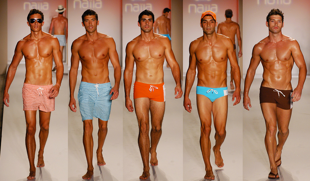Real Men Wear Swimwear