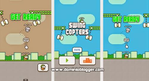 Descarga Swing Copters gratis en tu telefono movil