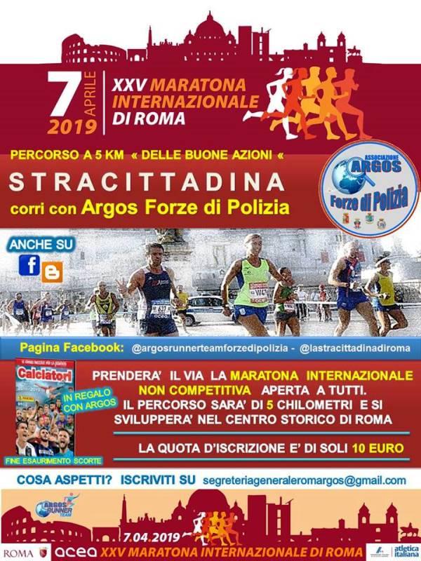 Maratona di Roma 2019