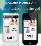 Aplikasi Zalora Untuk Android