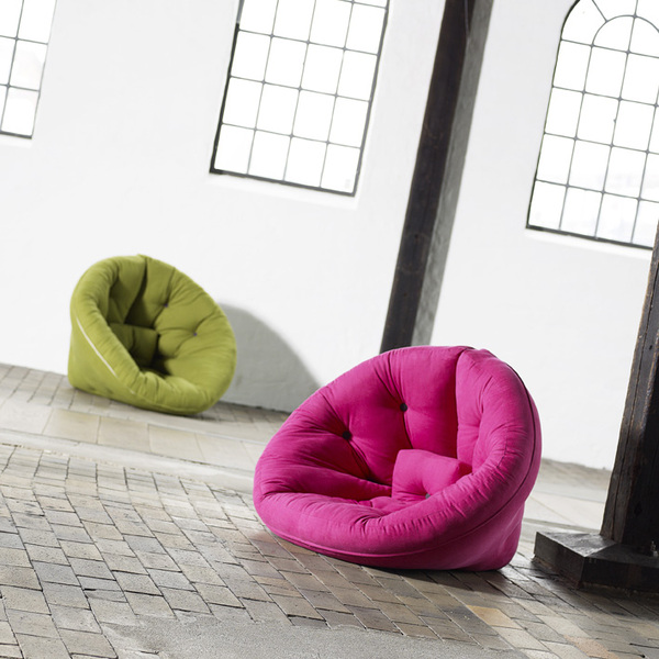Comfortable Nest For Small Spaces Spicytec