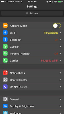 Eclipse 3 Cydia Tweak